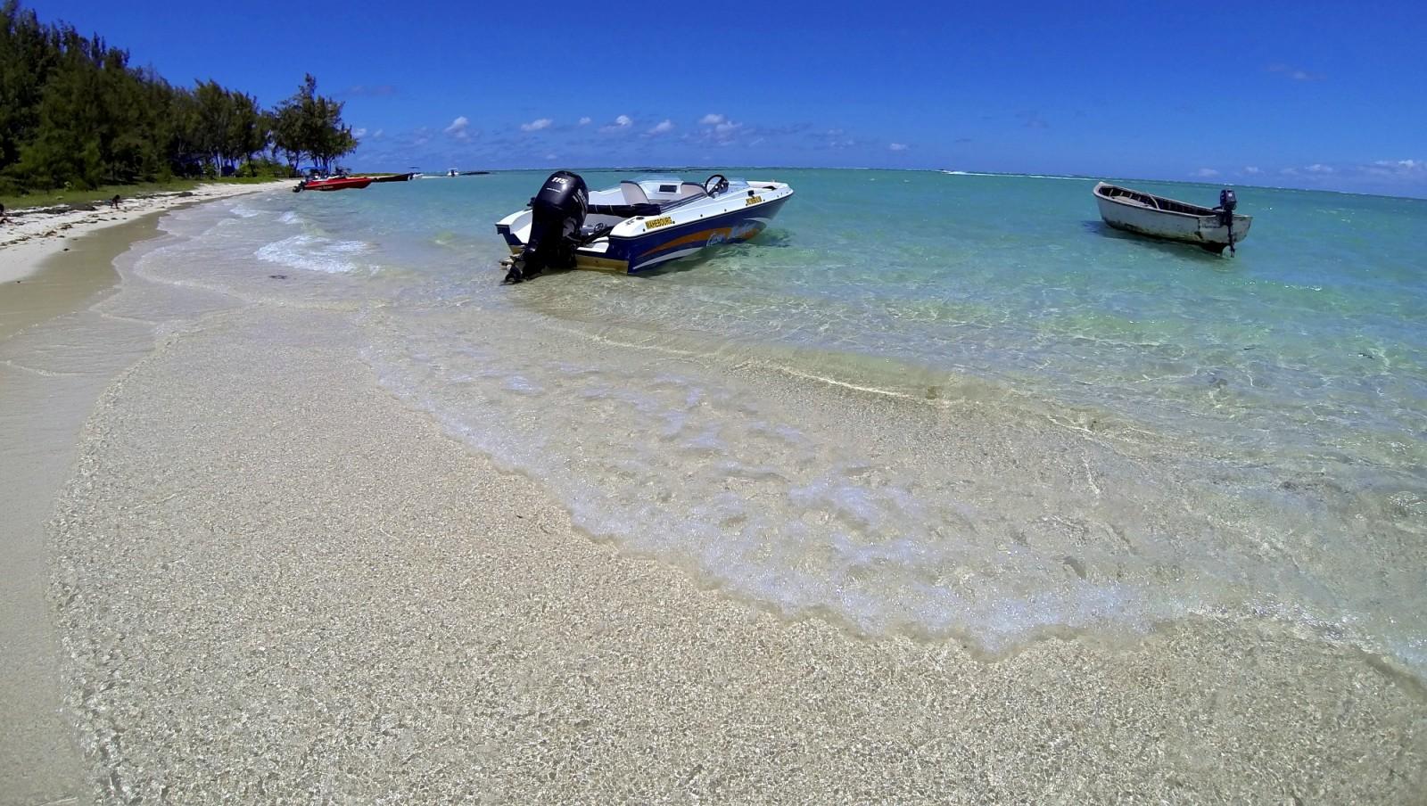 Excursions en bateau avec Vivamaurice